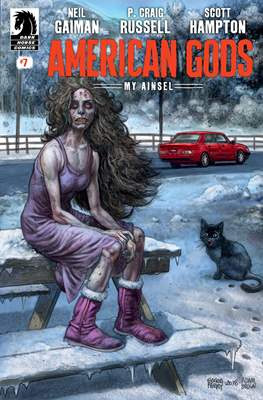 American Gods: My Ainsel (Comic Book) #7