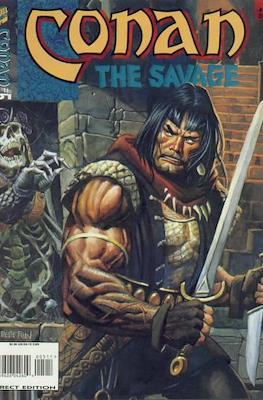 Conan the Savage (Grapa 48-52 pp) #5