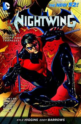 Nightwing Vol. 3 (2011) (Softcover) #1