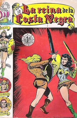 La Reina de la Costa Negra (2ª época - Grapa) #13