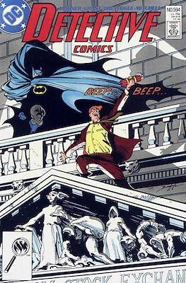 Detective Comics Vol. 1 (1937-2011; 2016-) (Comic Book) #594