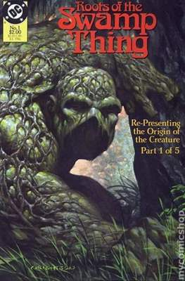 Roots Of The Swamp Thing (comic grapa usa) #1