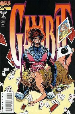 Gambit (Comic Book) #2