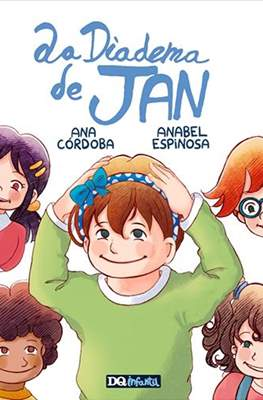 La Diadema de Jan (Cartoné 42 pp)