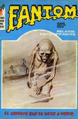 Fantom (1972-1974) (Grapa 64 pp) #4