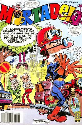 Mortadelo (1987-1991) (Grapa) #137