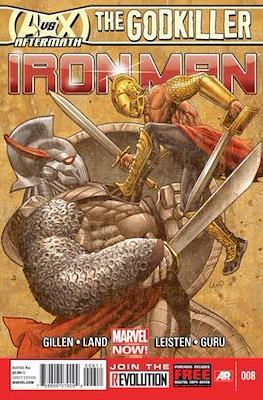 Iron Man (Vol. 5 2012-2014) (Comic-Book) #8