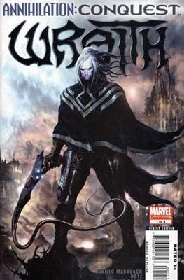 Annihilation: Conquest - Wraith (Comic-Book) #1