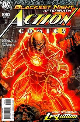Action Comics Vol. 1 (1938-2011; 2016-) (Comic Book) #890
