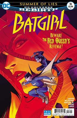 Batgirl Vol. 5 (2016-) #16