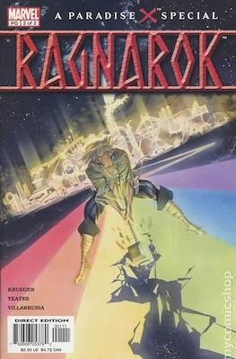 Earth X (Colección Completa) #50