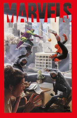 Marvel Facsímil: Marvels (Rústica 48 pp) #0
