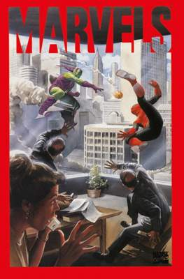 Marvel Facsímil: Marvels #0