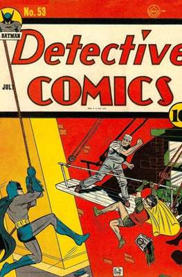 Detective Comics Vol. 1 (1937-2011; 2016-) (Comic Book) #53