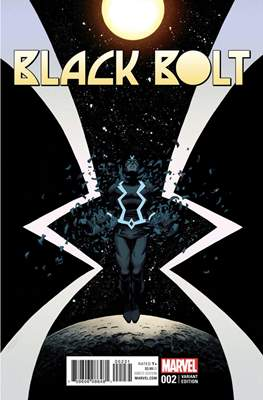 Black Bolt (Variant Covers) #2