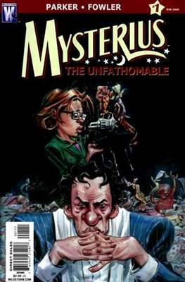 Mysterius the Unfathomable (Comic Book) #1
