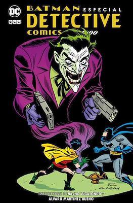 Batman: Especial Detective Comics 1000 - Portadas Alternativas (Edición Española Cartoné 168 pp) #1.09