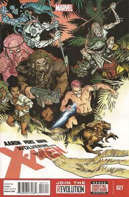 Wolverine and the X-Men Vol. 1 (Comic-Book) #27