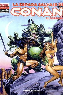 La Espada Salvaje de Conan el Bárbaro. Edición coleccionistas (Rústica. 64 páginas. B/N. (2005-2008).) #56
