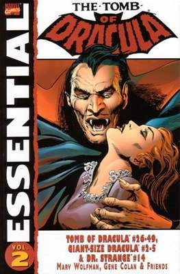 Essential Tomb of Dracula #2