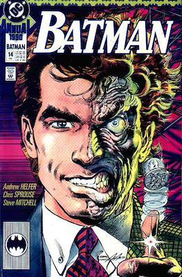 Batman Annual 1990