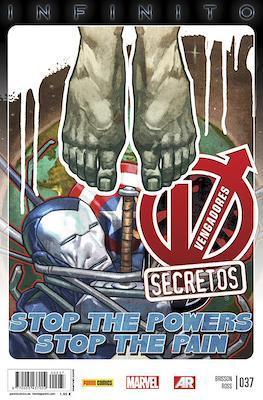 Vengadores Secretos (2011-2015) (Grapa) #37
