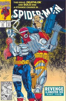 Spider-Man (Vol. 1 1990-2000) (Comic Book) #21
