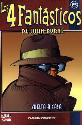 Coleccionable Los 4 Fantásticos de John Byrne (2002) (Rústica 80 pp) #25