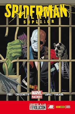 Spiderman Vol. 7 / Spiderman Superior / El Asombroso Spiderman (2006-) (Rústica) #85