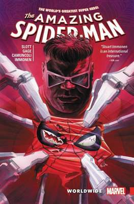 The Amazing Spider-Man Vol. 4 (2015) (Hardcover 280-232-304 pp) #3