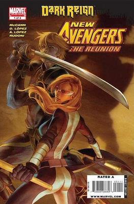 New Avengers: The Reunion (2009) (Comic-Book) #1