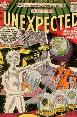 Tales of the Unexpected (1956-1968) (Comic Book) #18