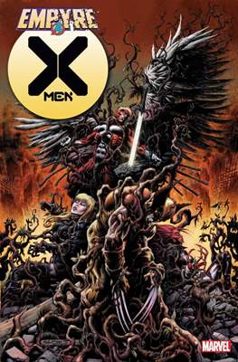 Empyre - X-Men (Comic Book) #4