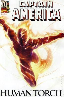 Captain America Vol. 5 (2005-2011 Variant Cover) (Comic Book) #46