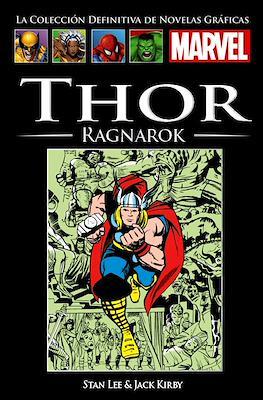 La Colección Definitiva de Novelas Gráficas Marvel (Cartoné) #80