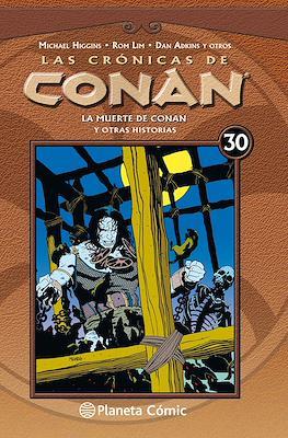 Las Crónicas de Conan #30