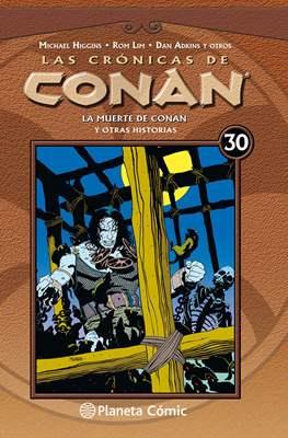 Las Crónicas de Conan (Cartoné 240 pp) #30