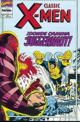 Classic X-Men Vol. 2 (1994-1995) (Grapa) #7
