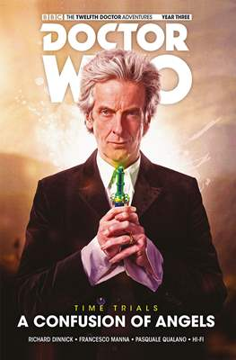 Doctor Who: The Twelfth Doctor Adventures Year Three (Softcover) #3