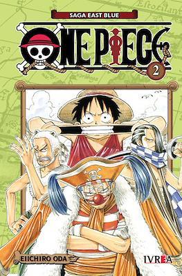 One Piece (Rústica con sobrecubierta) #2
