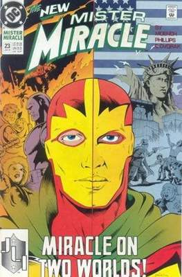 Mister Miracle (Vol. 2 1989-1991) (Comic Book) #23