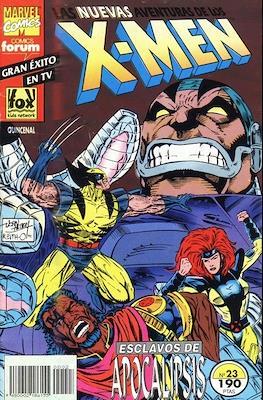 Las nuevas aventuras de los X-Men (Grapa 24 pp) #23