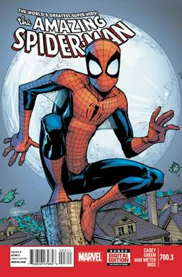 The Amazing Spider-Man Vol. 2 (1999-2014) (Comic-Book) #700.3