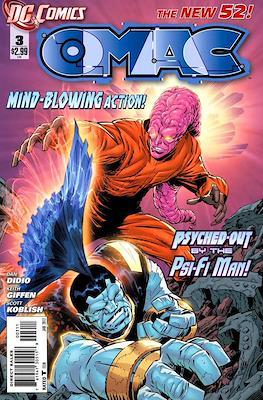O.M.A.C. Vol 4 (Comic Book) #3