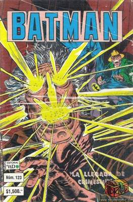 Batman (1987-2002) (Grapa) #123