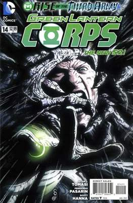 Green Lantern Corps Vol. 3 (2011-2015) #14