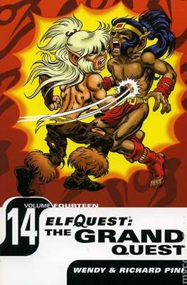ElfQuest: The Grand Quest (Softcover) #14