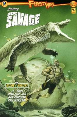 First Wave featuring Doc Savage (Broché) #3