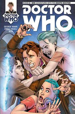Doctor Who: The Eighth Doctor (Grapa) #3