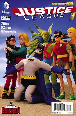 Justice League Vol. 2 (2011-2016) (Comic-Book) #29.1